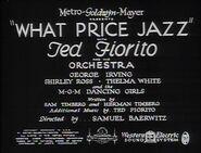 What Price Jazz - 1934 - MPAA