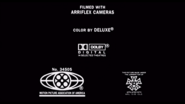 Courage Under Fire MPAA Card