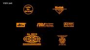 Jurassic Park III MPAA Credits