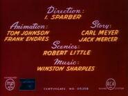 Child Sockology - 1953 - MPAA