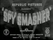 Spy Smasher - 1942 - MPAA