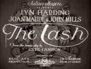 The Lash - 1934 - RCA