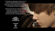 Justin Bieber, Never Say Never - 2011 - MPAA