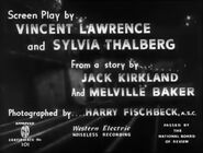 Now and Forever - 1934 - MPAA
