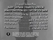 Dick Tracy Returns - 1938 - IATSE