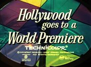 Hollywood Goes to a World Premiere - 1964 - MPAA