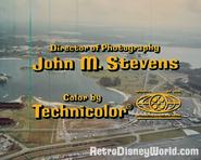 The Magic of Walt Disney World - 1972 - MPAA