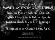 Death Takes a Holiday - 1934 - MPAA