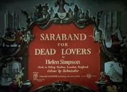 Saraband - 1949 - MPAA