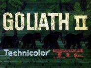 Goliath II - 1960 - MPAA