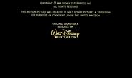 Emperors New Groove Re-Release Walt Disney Records