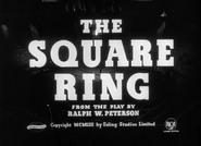 The Square Ring - 1955 - RCA