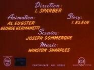 Popeye's 20th Anniversary - 1954 - MPAA