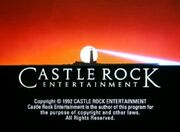 Castle Rock Entertainment Television 1992
