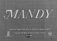 Crash and Silence - 1953 - MPAA