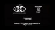 A League of Their Own MPAA Card