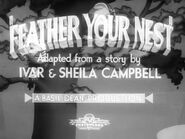 Feathers Your Nest - 1937 - RCA