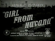 Girl from Havana - 1940 - MPAA