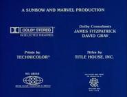 My Little Pony (The Movie) - 1986 - MPAA