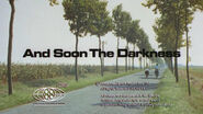 As Soon the Darkness - 1971 - MPAA