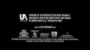 Apocalypse Now Redux MPAA Card