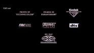 Shanghai Knights MPAA Card