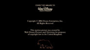 Brother Bear 2020 Re-Release Walt Disney Records