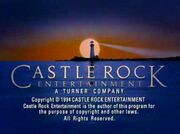 CastleRock Entertainment Television 1994