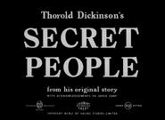 Secret People - 1952 - MPAA