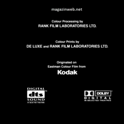 Dolby Digital/Credits Variants