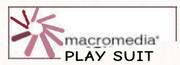 Logo macromedia play Suit 2001-2002.png