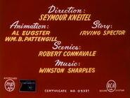 Ancient Fistory - 1953 - MPAA