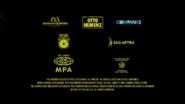 Thunder Force MPAA Card