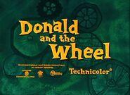 Donald and the Wheel - 1961 - MPAA