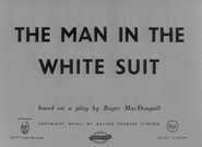 The Man in the White Suit - 1952 - MPAA