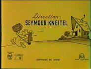 Mice-capades - 1952 - MPAA
