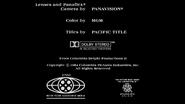 No Small Affair MPAA Card