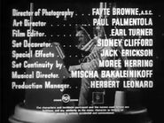 Captain Video, Master of the Stratosphere - 1951 - IATSE