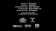 Monsters Inc. MPAA Card