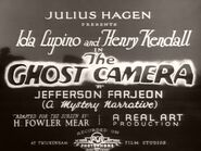 The Ghost Camera - 1934 - RCA
