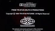 Blame It on the Night - 1984 - MPAA