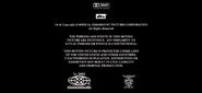 The Italian Job 2003 MPAA Card