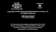 Troop Beverly Hills MPAA Card