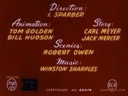 Floor Flusher - 1954 - MPAA