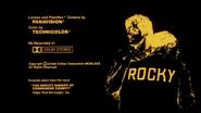 Rocky II - 1979 - Dolby