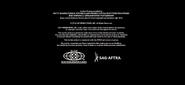 London Has Fallen MPAA Card