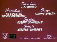 Shuteye Popeye - 1952 - MPAA
