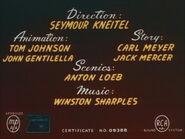 Toreadorable - 1953 - MPAA