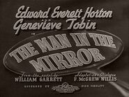 The Man in the Mirror - 1937 - RCA
