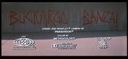 The Adventures of Buckaroo Banzai Across the 8th Dimension MPAA Card